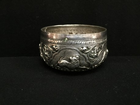 smaller decorated bowl no.140