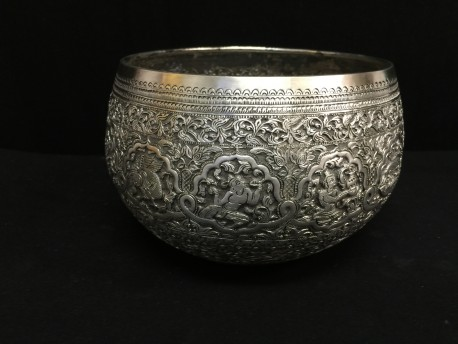Decorated bowl no. 15