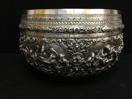 Decorated bowl no. 18