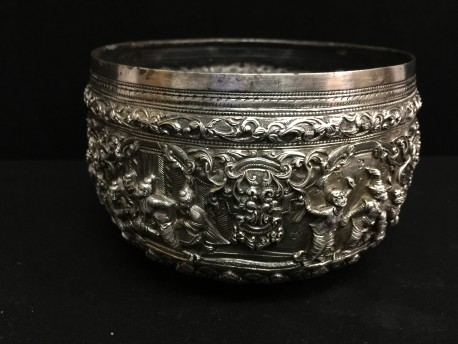 Decorated bowl no. 20