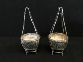 braided basket no. 337