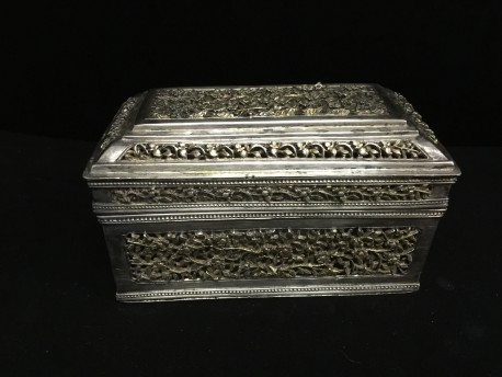 pierced box no. 17