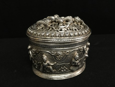 box with pierced lid no. 26