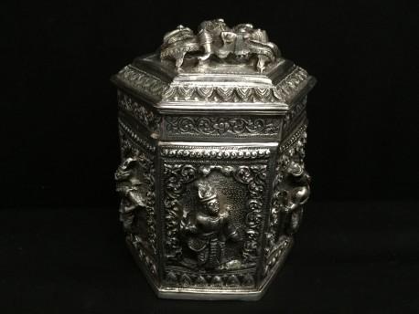 Tea box no.65